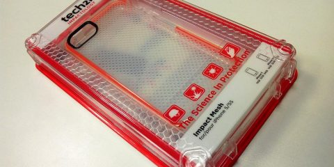 Tech21 Impactology - Impact Mesh - D3O - Iphone 5S - Boxed