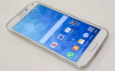 Samsung Galaxy S5 - Copertina