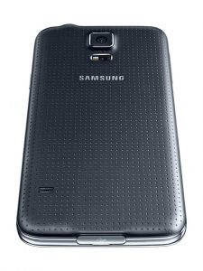 Samsung Galaxy S5 - prospettiva connettore