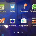 Samsung Galaxy Grand Prime-particolare-schermo