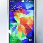 Samsung Galaxy Grand Prime-schermo-acceso