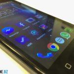 Elephone G2 4G LTE- schermo a tre quarti
