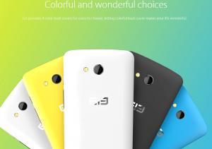 Elephone G2 4G LTE Colori