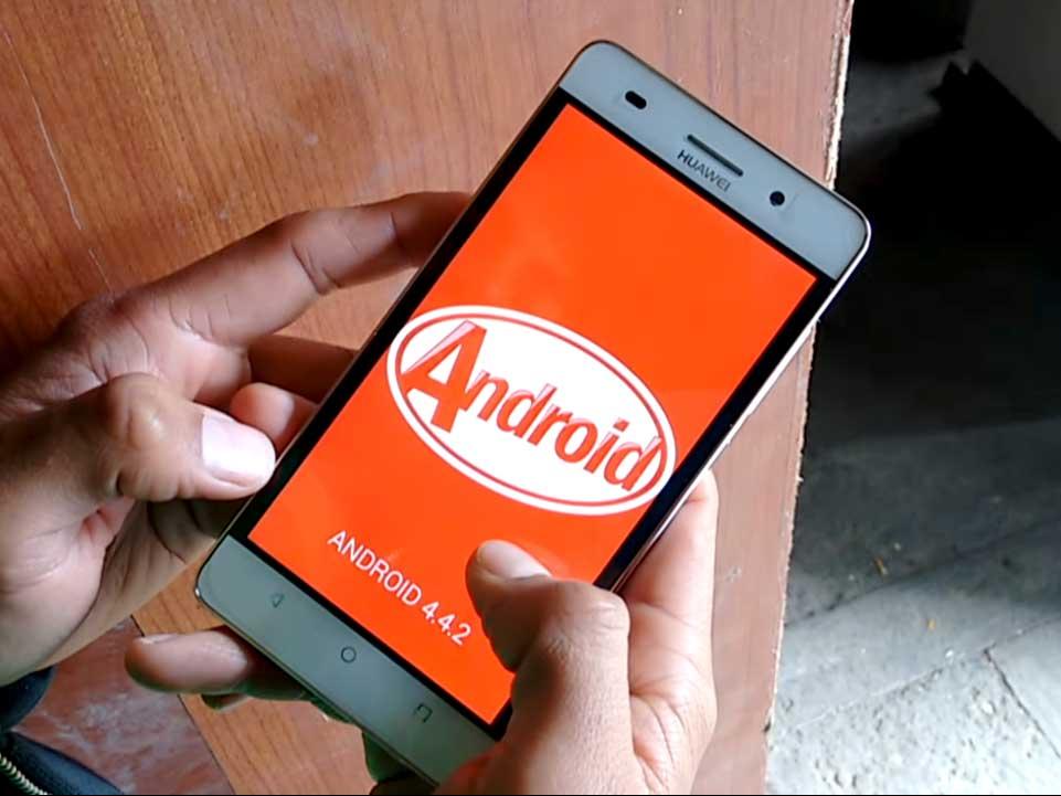 Huawei G Play Mini - Android 4.4 KitKat