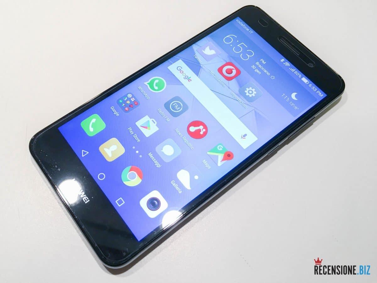 huawei y6 ii recensione uno smartphone onesto in negozio. Black Bedroom Furniture Sets. Home Design Ideas